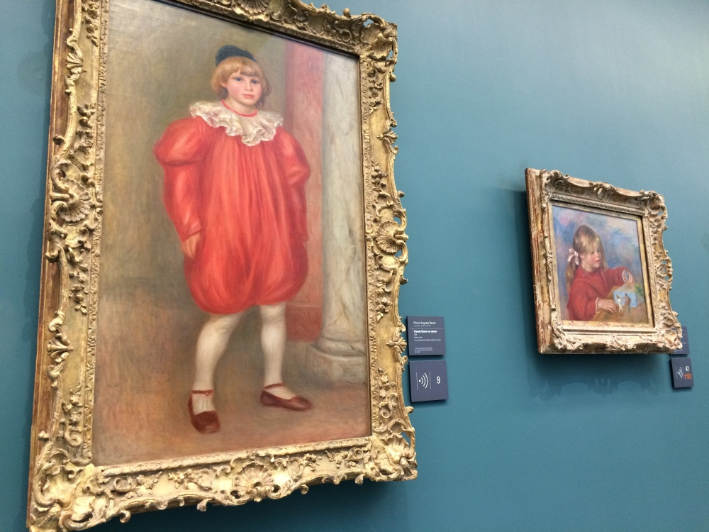 Musée de l'Orangerie- Matisse