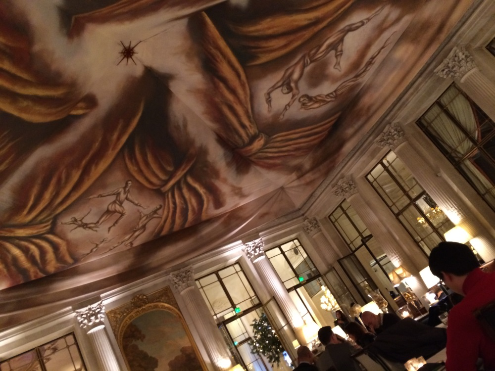 Le Meurice - Definitely worth the bill!