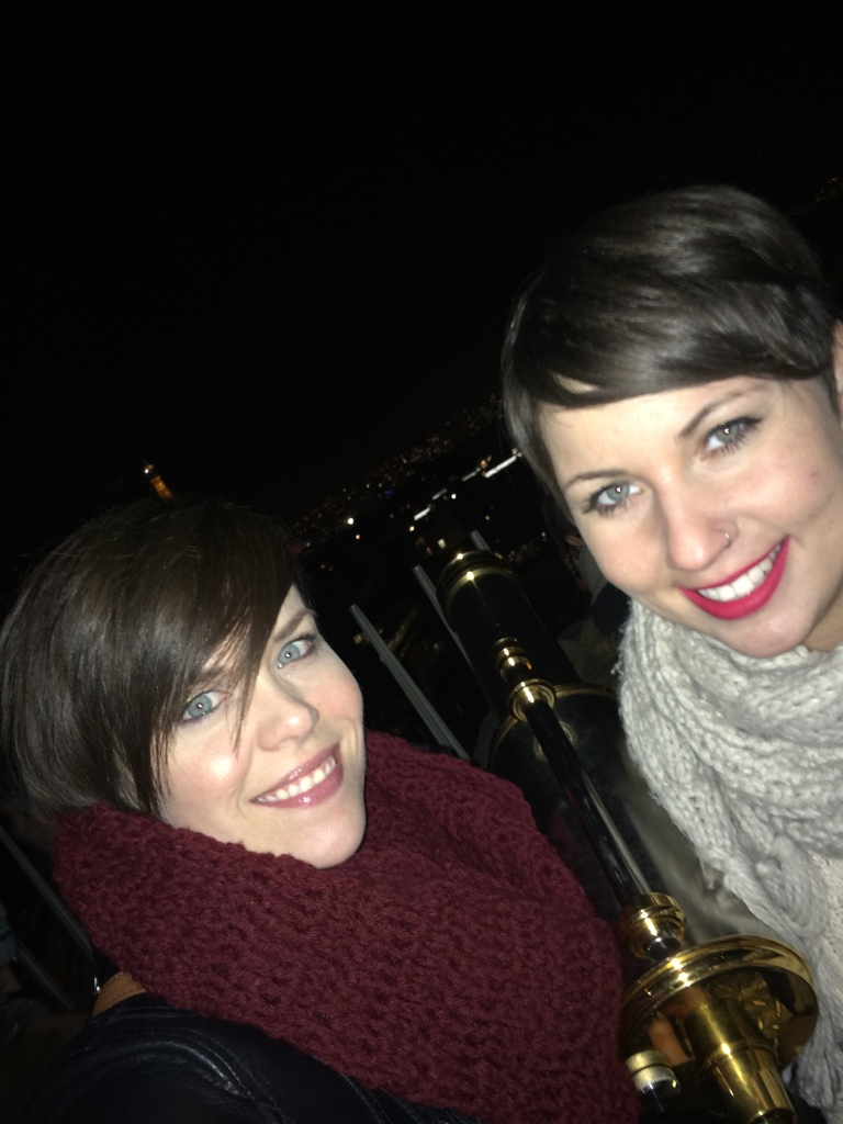 Up l'Arc de Triomphe