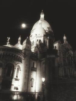 Sacré Coeur Basilica, Montmartre, Paris, France