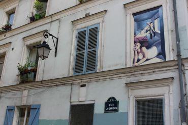 Rue Crémieux, Paris