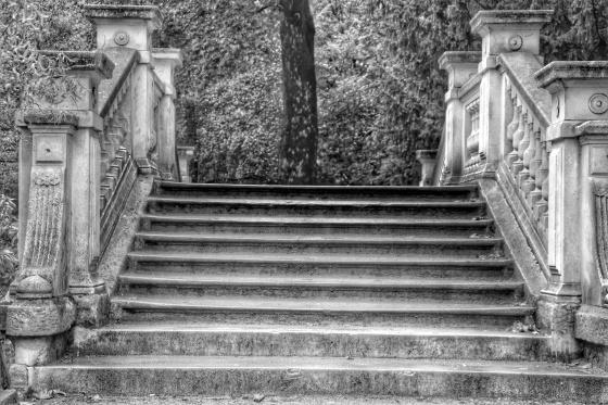 Parc Monceau, Paris France